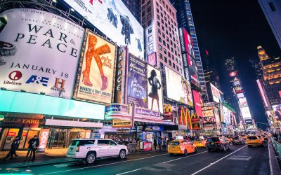 Perfect Trips: It's Show Time on Broadway-New York City