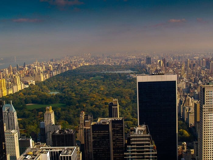 A Perfect Day: Manhattan – Points of Interest in New York City
