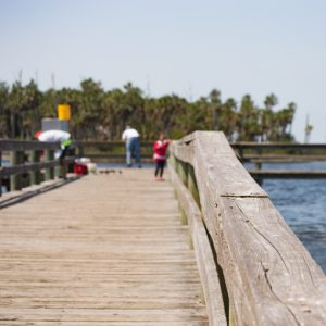 Bayport Park Fishing Pier