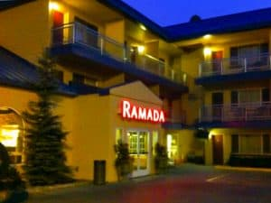 Image of Ramada Inn Anchorage Alaska