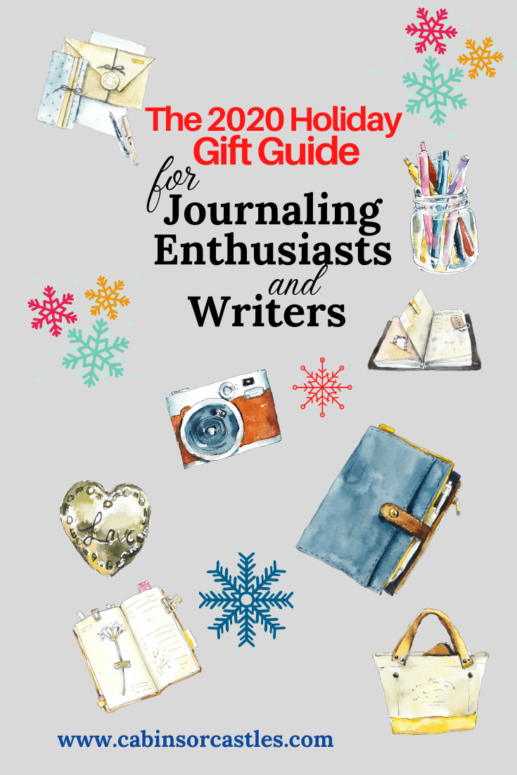 Holiday Gift Guide for Writers and Journalists